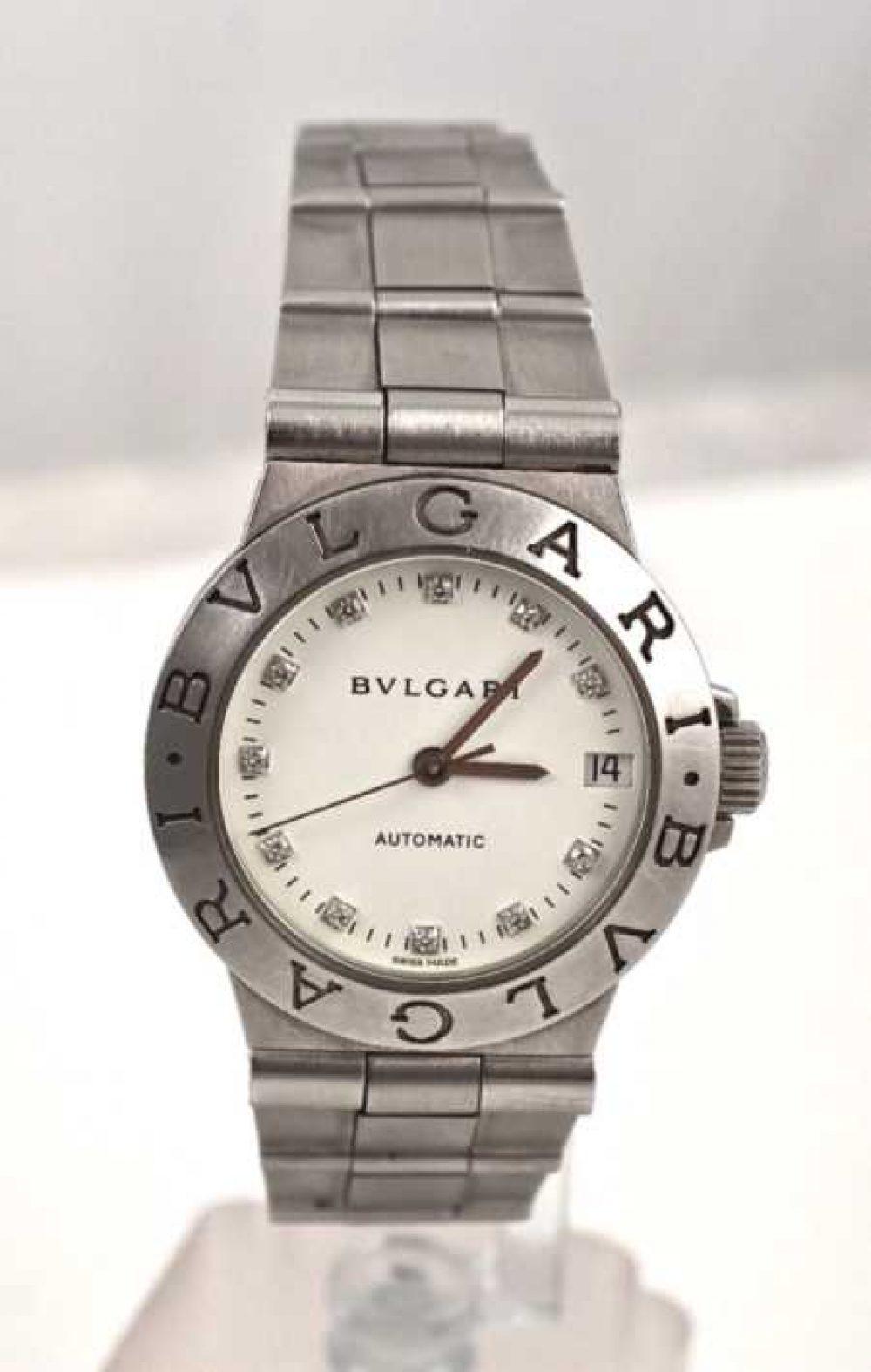 BVLGARI Diagono Fabrique En Suisse Automatic Watch