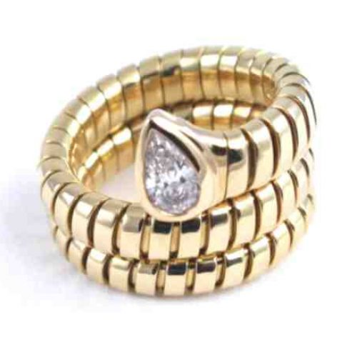 Bulgari-18k-yellow-gold-diamond-sperpenti-ring