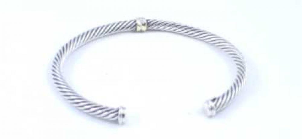 David-Yurman-Stainless-Steel-Bracelet