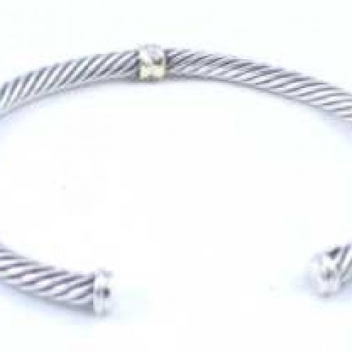 David-Yurman-Stainless-Steel-Bracelet