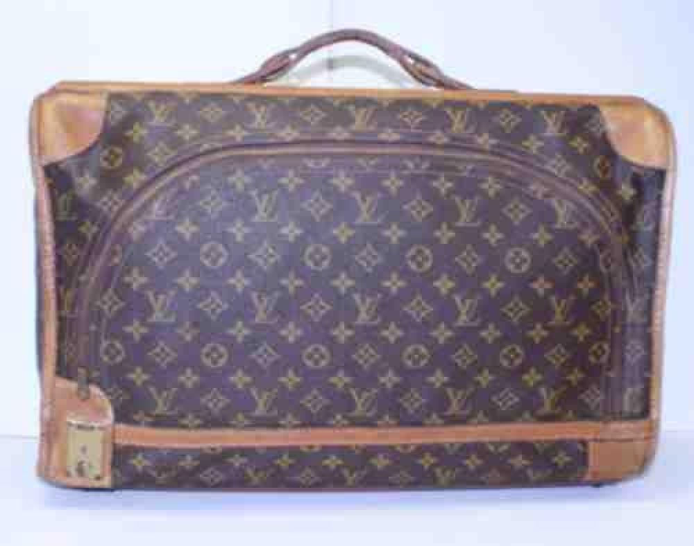 Louis-Vuitton-Vintage-Monogram-Traveler-Luggage