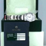 Rolex-Oyster-perpetual-air-king-mens-watch-white-dial