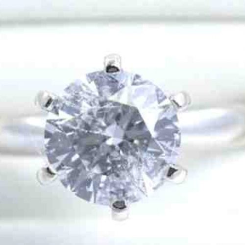 Round-Brilliant-Cut-diamond-engagement-ring