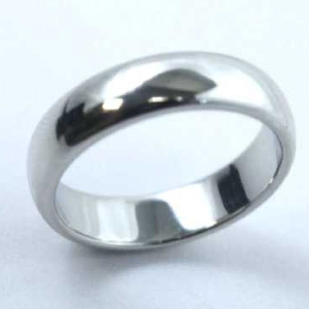Tiffany Co Platinum Wedding Band Ring Mens