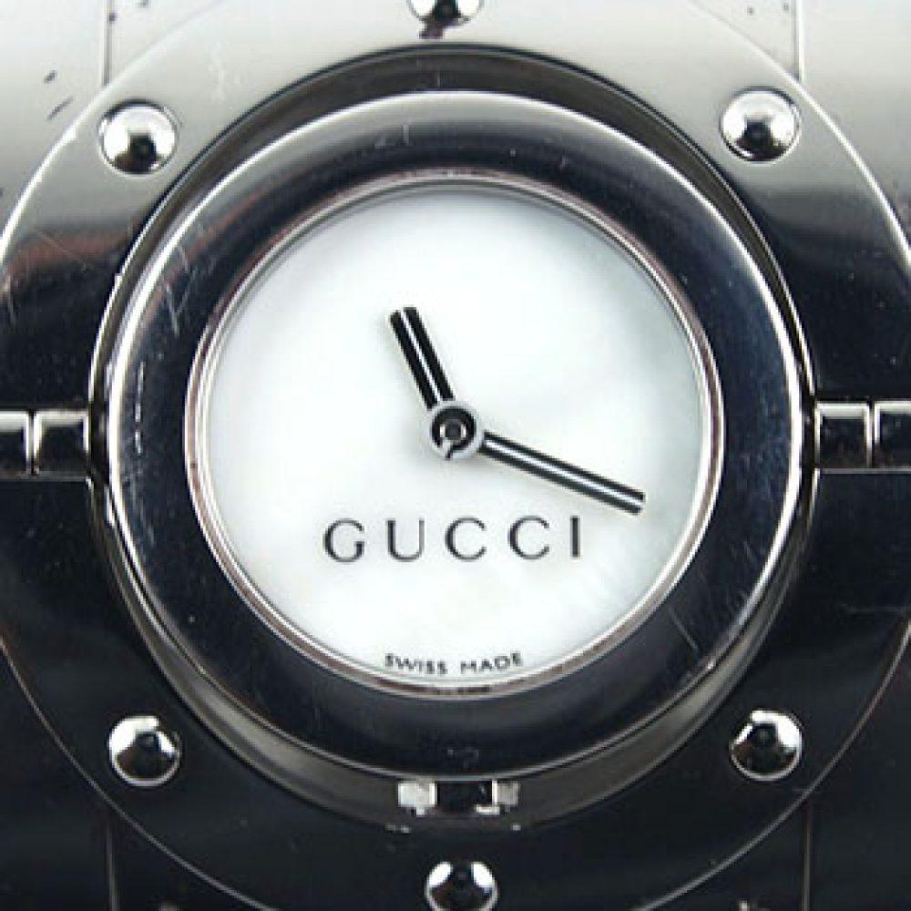 Gucci 112 Twirl Ladies Watch