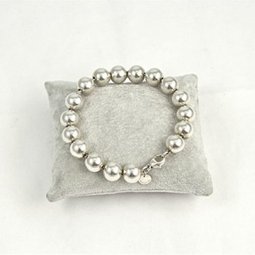 Tiffany & Co Beaded 10 mm Bracelet