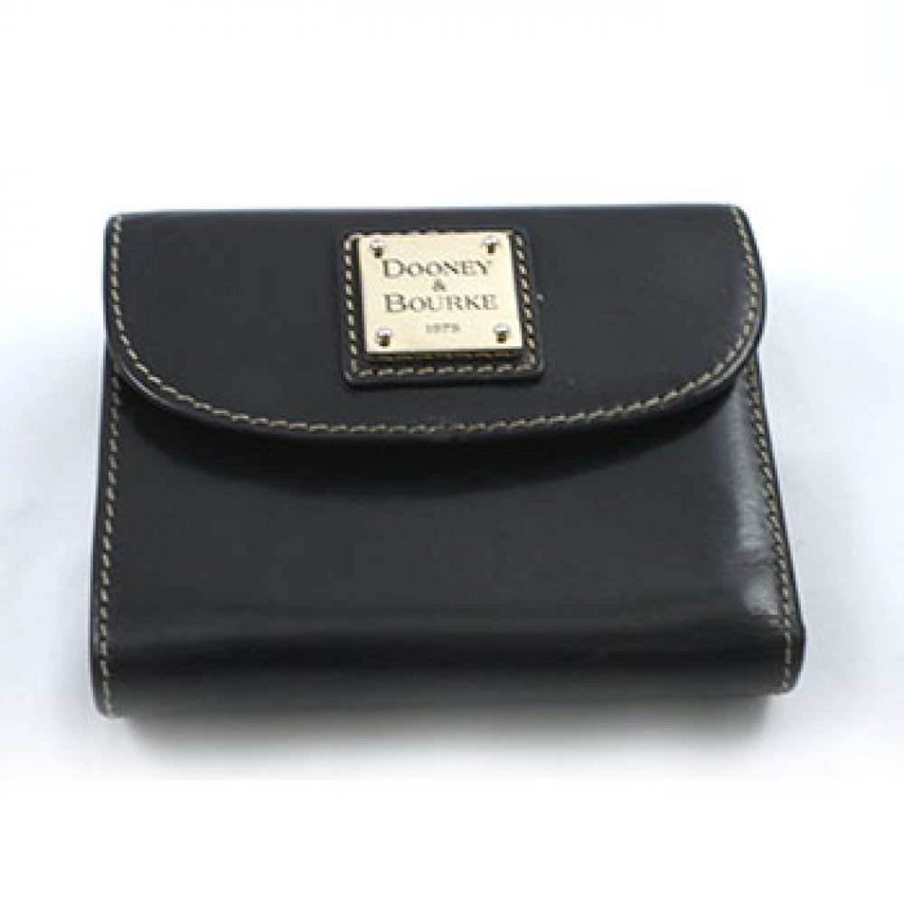 Dooney and Bourke French Leather Wallet