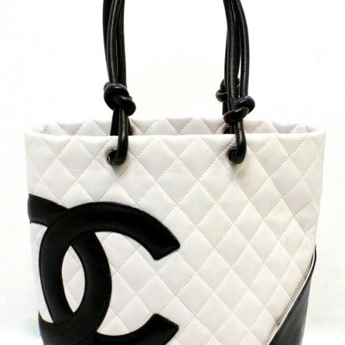 Chanel Calfskin Handbag