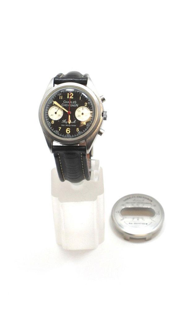Charles Chevignon Skyhawk Men's Luxury Watch