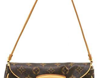 Louis Vuitton Monogram Pouch Shoulder Handbag