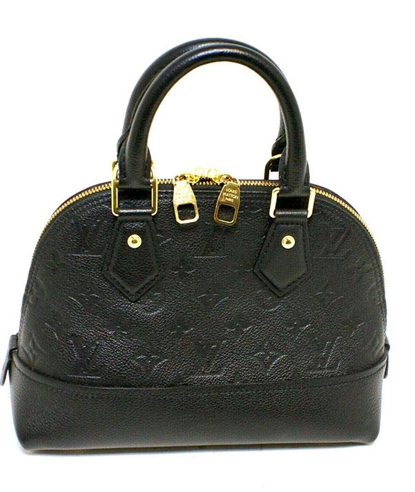Louis Vuitton Black Handbag
