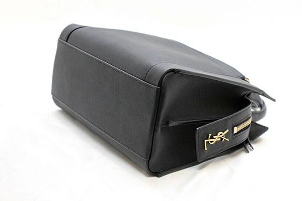 YVES Saint Laurent Black Small East Side Tote Bag